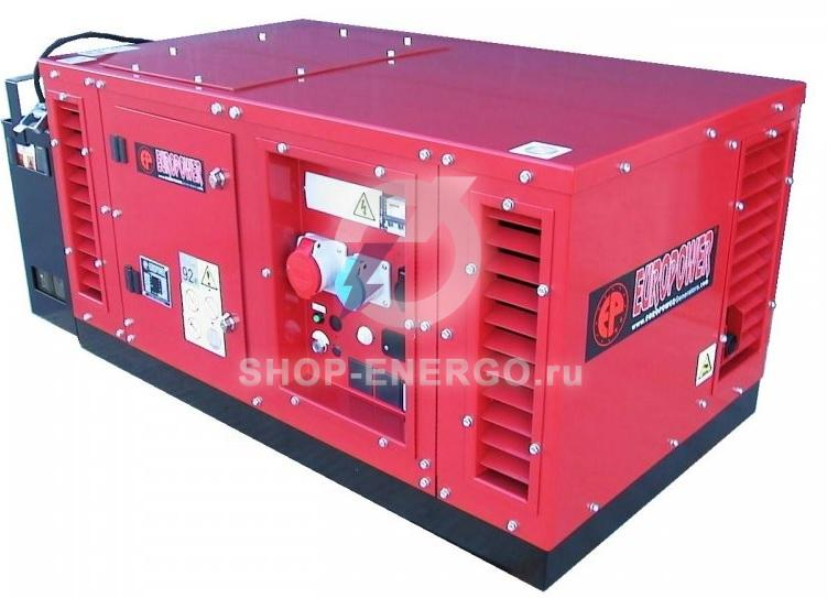 Бензиновый генератор Europower EPS6000E
